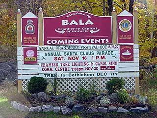 Bala events