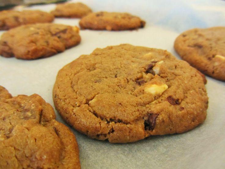 Storesøsters Kjøkken: Klassisk amerikanske cookies