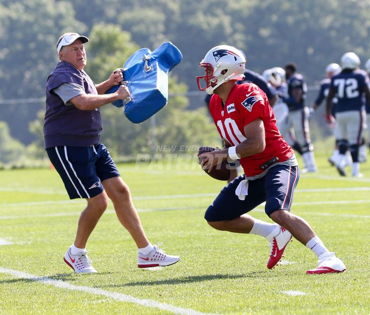 Check out our favorite photos from Patriots Training Camp at Gillette Stadium on Tuesday, August 1, 2017.