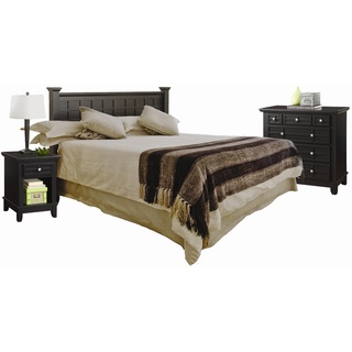 @Overstock - Simple and modern, this Home Styles Arts & Crafts headboard set comes with a queen size headboard, a night stand and a chest. This showcases a durable wood construction, a beautiful black finish and square, brushed nickel hardware pulls.http://www.overstock.com/Home-Garden/Home-Styles-Arts-Crafts-Black-Queen-Full-Headboard-Night-Stand-and-Chest/6620958/product.html?CID=214117 AUD              894.80