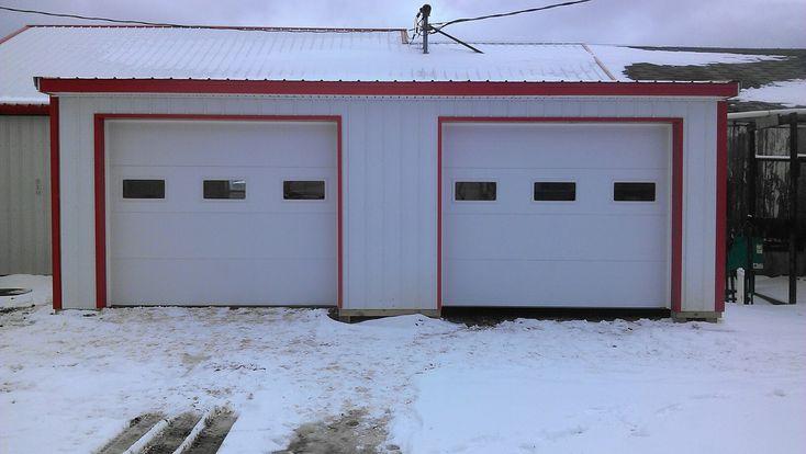 10 X 9 Overhead Garage Door