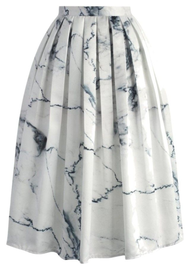 """Marble skirt"" by lovelaviedaily on Polyvore featuring Chicwish"