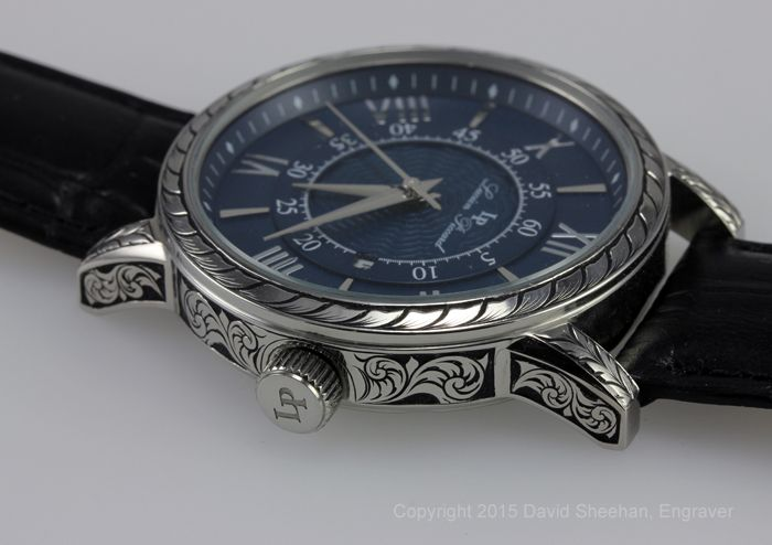 69 best my hand engraved jewelry images on pinterest engraved jewelry bamford and rolex for Watches engraved