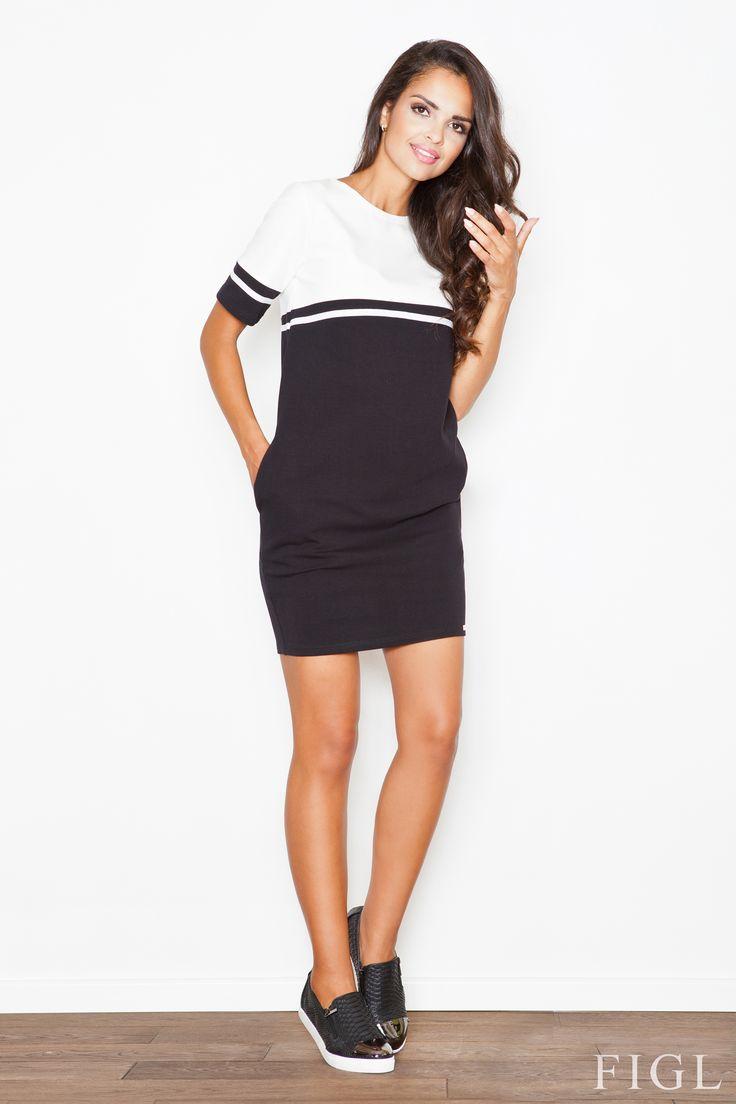 Śliczna sukienka #streetstyl #sportstyl #sukienka