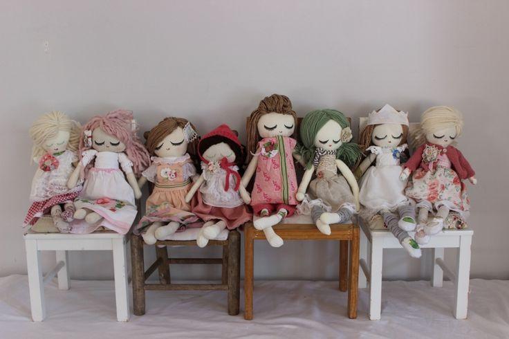 "Gallery of ""Susie Dolls"""