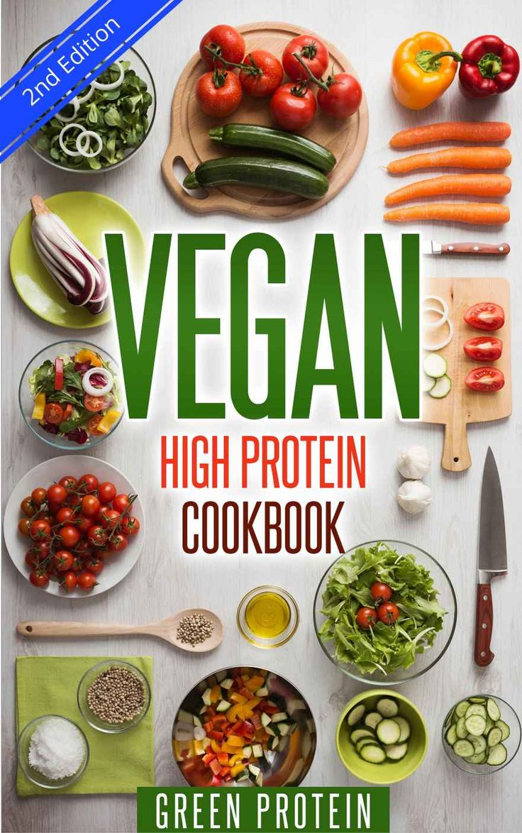 Amazon.com: Vegan: High Protein Cookbook: 50 Delicious High Protein Vegan Recipes (Dairy Free, Gluten Free, Low Cholesterol, Vegan Diet, Vegan for Weight loss, vegetarian, vegan bodybuilding, Cast Iron,) eBook: Green Protein: Kindle Store