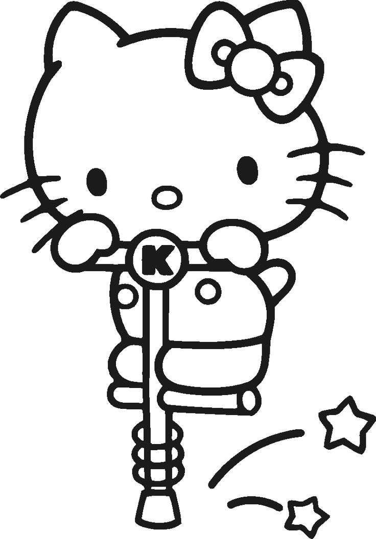 93 Best Arts Amp Crafts Hello Kitty Amp Friends Templates 1