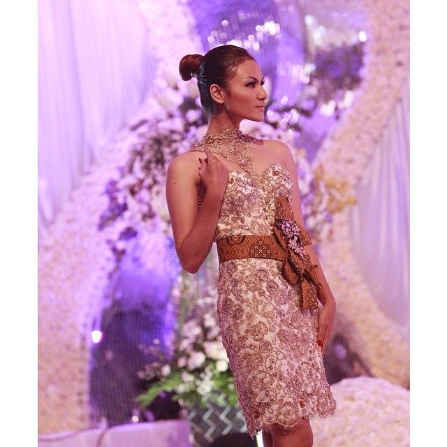 dress by herman arifin