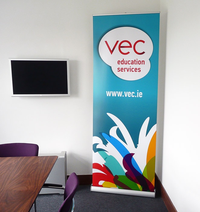 Vocational Education Committee Education Services - Pop-up Banner