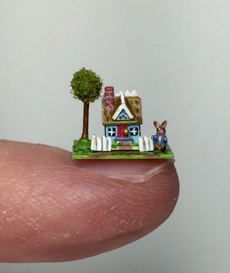 78+ Images About Dollhouse Miniatures On Pinterest