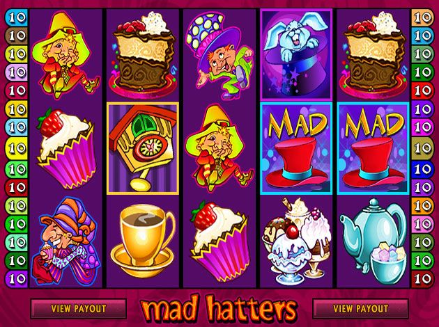 Mad Hatters Slot Review | Excellent Online Slots