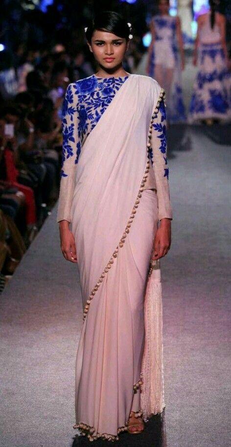 67 best veer images on Pinterest   Indian dresses, Blouse designs ...