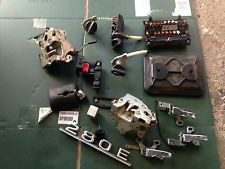 Mercedes W123 various bits and bobs spares or repairs