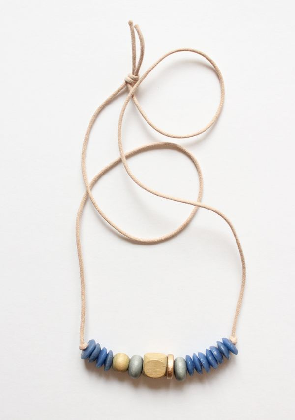 Geo Necklace - Babasouk