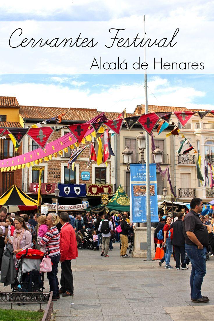 Alcalá de Henares Spain