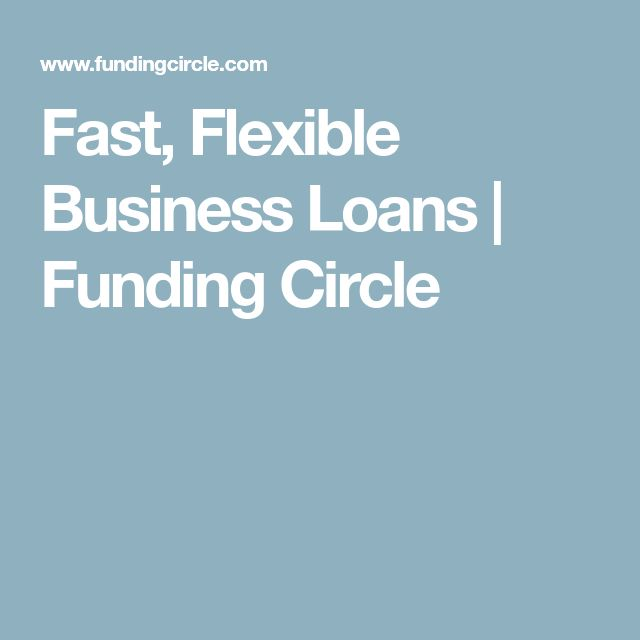 Fast, Flexible Business Loans | Funding Circle