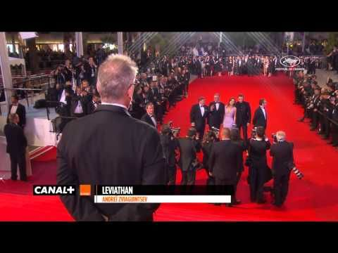 ▶ Cannes 2014 - LEVIATHAN : Red Carpet - YouTube