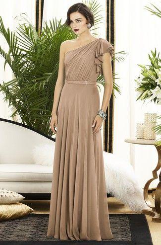 Dessy 2885 Bridesmaid Dress | Weddington Way