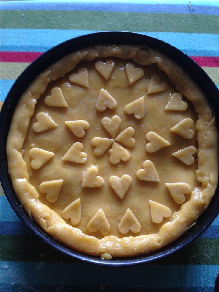 Brazilian style Chicken pie!