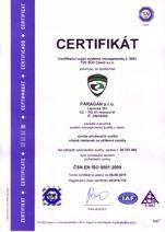 paragan.cz - Certifikáty  #CESKYTRUCKER
