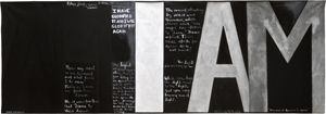 Colin McCahon Victory over death 2 1970
