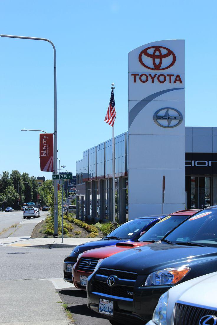 9 Erläuterungen zu Toyota in Seattle