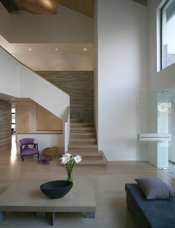 Robarts Interiors Purple Mood Residence Interiors Pinterest Fireplace
