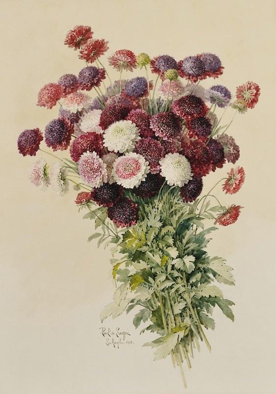 Paul DeLongpre (1855‑1911)