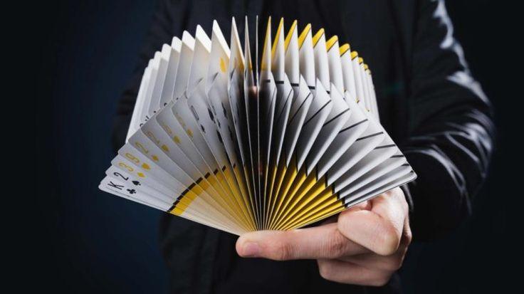Ilusionistas en cámara lenta: ¿Eres capaz de ver los trucos?