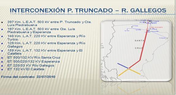 Un día muy especial, la interconexión con el país en materia energética | Cristina Fernandez de Kirchner