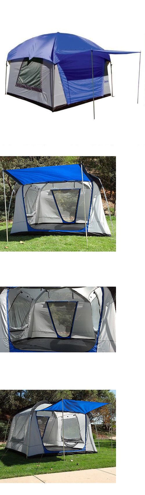Other Camping Sleeping Gear 16040: Pahaque Pamo Valley Xd 6 Person Tent 10 X10 X7 Blue Pv101 -> BUY IT NOW ONLY: $423.54 on eBay!