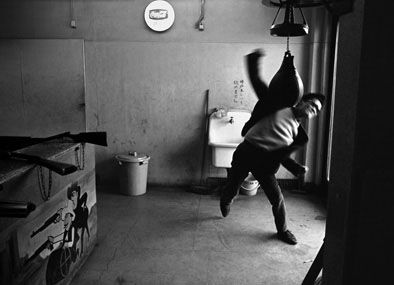 東松照明作品 ©Shomei Tomatsu - INTERFACE