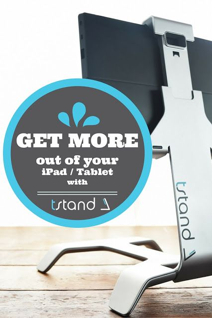 Get more out of your iPad or tablet with tstand iPad holder for bed. Coming in 2 different modes, desktop & bed, maximize the usability of your device with this successfully funded kickstarter project! Check it out at www.tstand.com  #ipadholder #ipadholderforbed #kickstarter