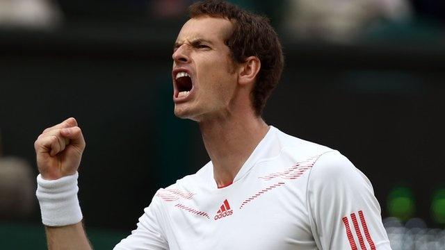 Andy Murray #wimbledon #tennis