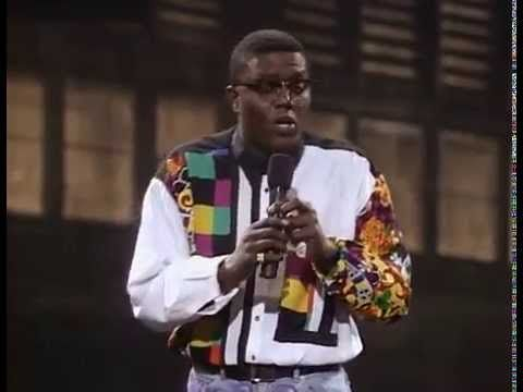 Bernie Mack performs his now classic comedy routine from Def Comedy All Stars. He was a master at his art...and is surely missed.