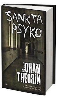 Johan Theorin - Sankta Psyko