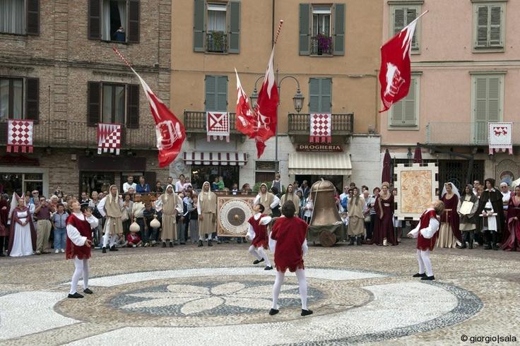 Palio - Moncalvo, Piemonte