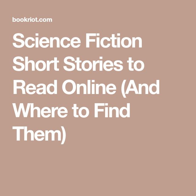 Science Fiction Short Stories to Read Online (And Where to Find Them)