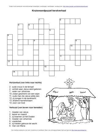ISSUU - Kerst werkboek met kerstverhaal uit kinderbijbel en diepere betekenis van kerst by Arend Landman