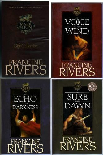 Mark of the Lion series by Francine Rivers-AMAZING MUST READ!!!!!!!!!