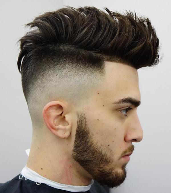 Drop Fade Cool Haircuts For Men 9