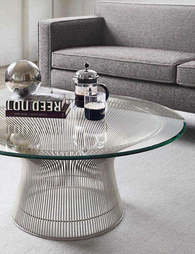 Platner Coffee Table Designed by Warren Platner for Knoll®