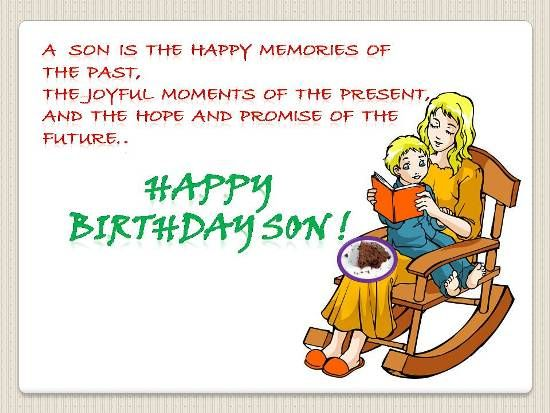17 best ideas about Birthday Wishes For Son – Funny Birthday Greetings for Son