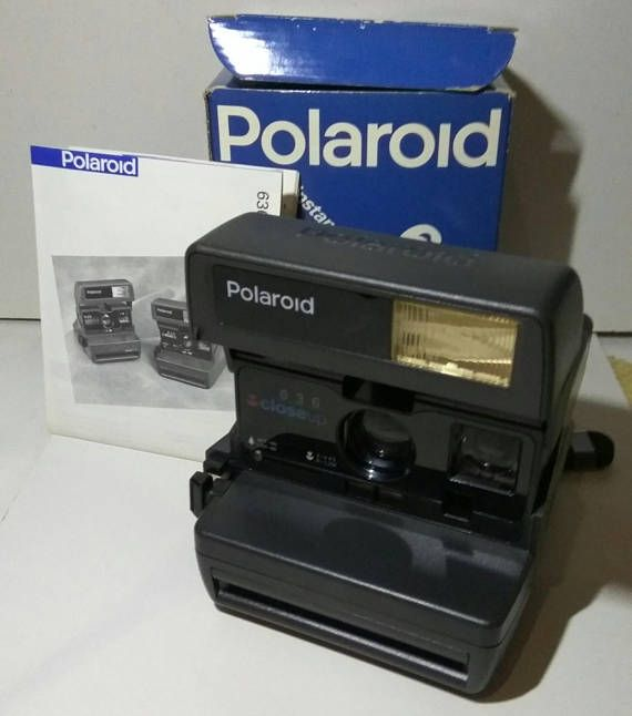 Check out this item in my Etsy shop https://www.etsy.com/listing/570632339/polaroid-close-up-636-polaroid-camera