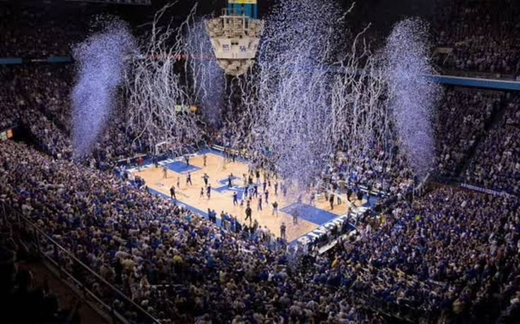 2016-17 University of Kentucky men's basketball schedule