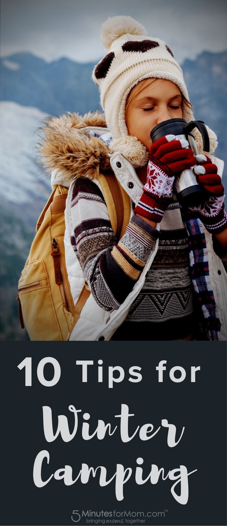 10 Tips for Winter Camping – How to have fun with your whole family camping in cooler weather