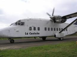 How you get from Managua to Big Corn Island, Nicaragua. This is the regional airline, La Costeña. (Alternatively, you can take the bus, and a few boats to get to Big Corn. This takes a lot longer; like, 8+ hours.) By plane, the trip lasts just over an hour and costs ~$160 return.