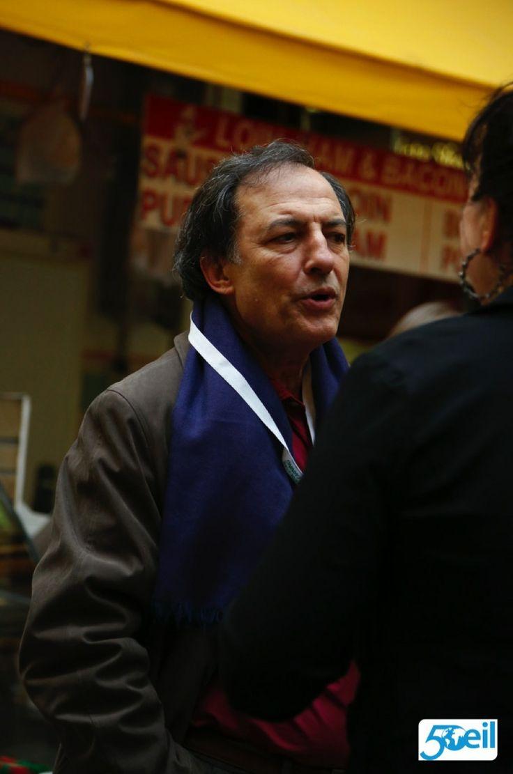 Jose Luis Ponti from France at the English Market#EILGA2014