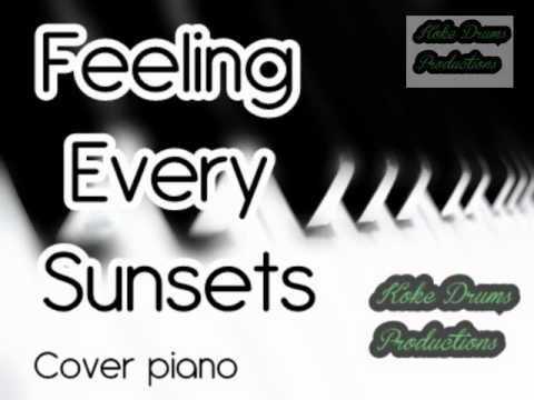 Feeling Every Sunset - Heartless Cover piano