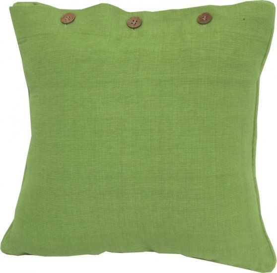 Olive Green Colour Cushion Cover